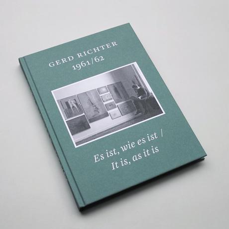 Gerd Richter / 1961/1962 Es ist, wie es ist