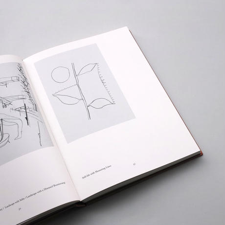 Mark Manders / Several Drawings on Top of Each Other
