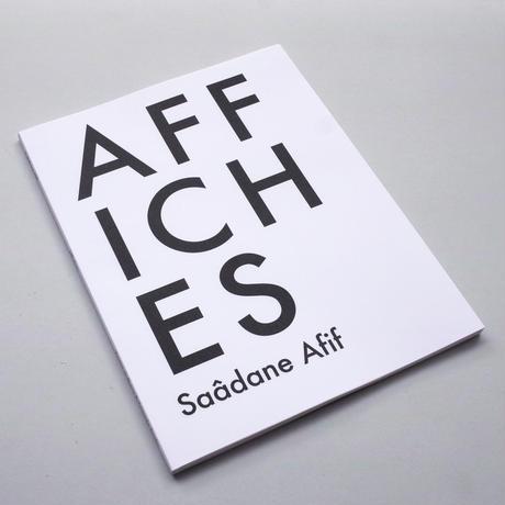Saâdane Afif / Affiches