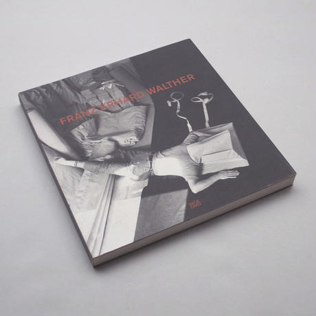Franz Erhard Walther / Hamburger Kunsthalle Catalogue