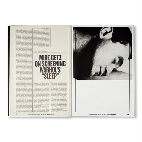 Jonas Mekas / Conversations with Filmmakers