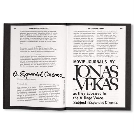 Jonas Mekas / Scrapbook of the Sixties Writings 1958 – 2010