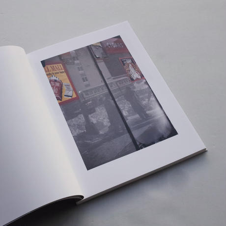 Saul Leiter & Paul Auster / It Don't Mean a Thing Reprint Edition