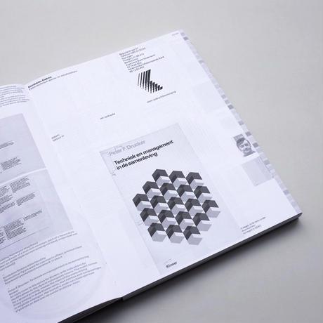 Karel Martens / Re-Printed Matter (Black & White)