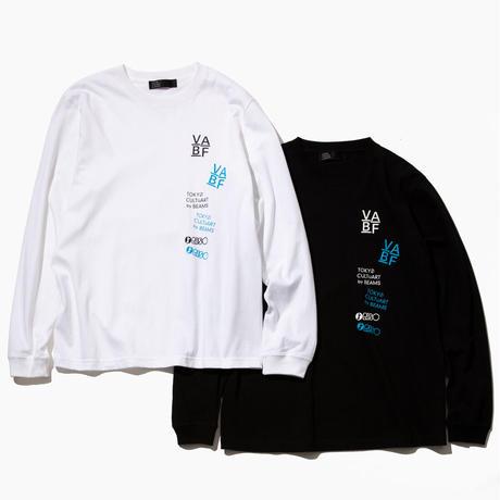 TOKYO CULTUART by BEAMS - VABF Collaboration Long Sleeve T shirt
