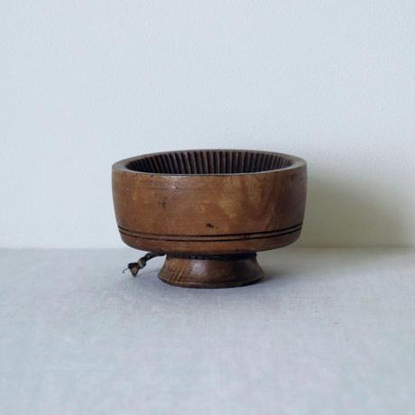 木製のモールド