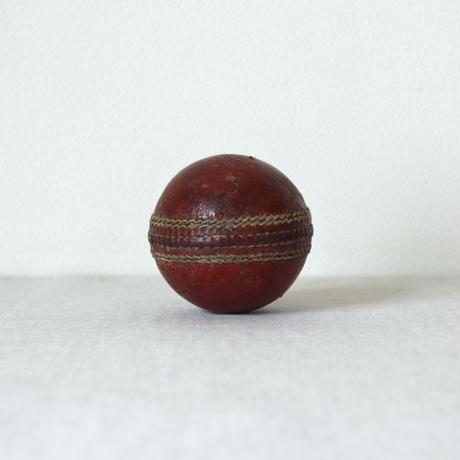 クリケットの球