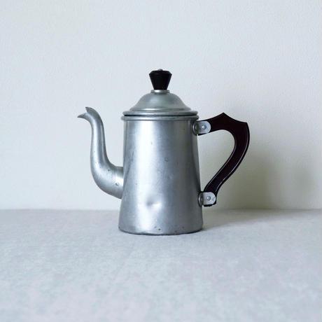 アルミのコーヒーポット
