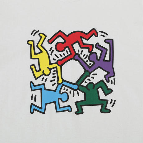 Nouno Keith Haring ART Tee People KH-NN1908