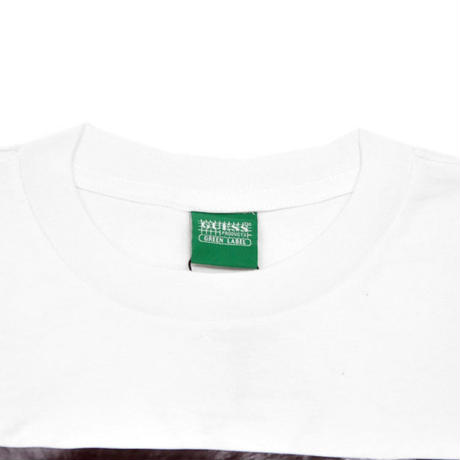 GUESS GREEN LABEL Grace Jones Long Sleeve Tee (White)
