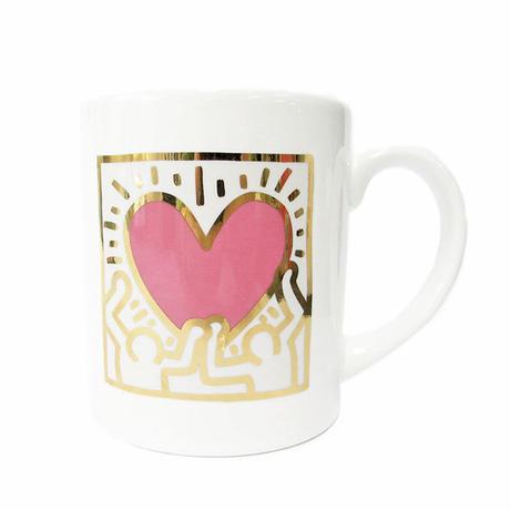Keith Haring Mug 【Heart】 キース・ヘリング マグカップ 【ハート】