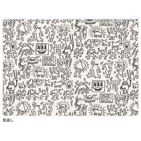 Keith Haring 2020年手帳/ダイアリー S.T.A.R.