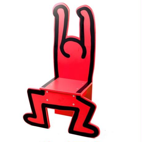Vilac Keith Haring Chair Red