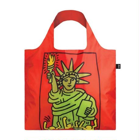 LOQI Keith Haring New York Bag