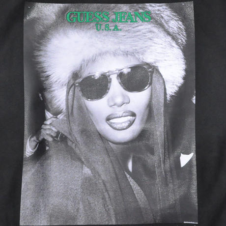 GUESS GREEN LABEL Grace Jones Sweater (Black)