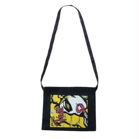 Patricia Field Martine Canvas Crossbody Bag