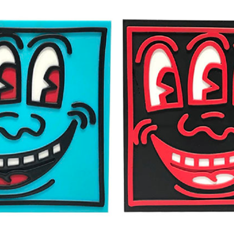 Keith Haring SoundQube