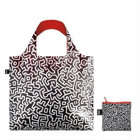 LOQI KEITH HARING Untitled Bag