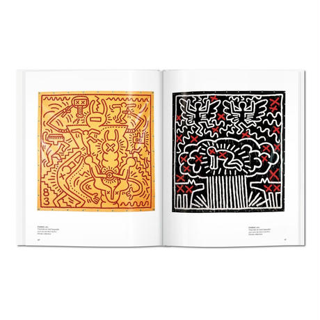 TASCHEN Keith Haring (Basic Art Series 2.0)