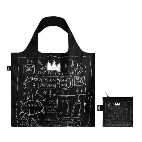 LOQI Basquiat Crown Bag