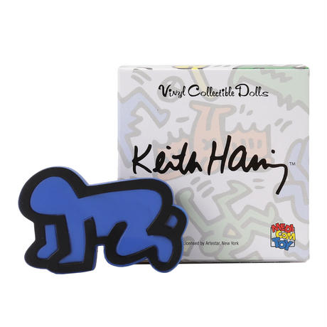 MINI VINYL COLLECTIBLE DOLLS KEITH HARING