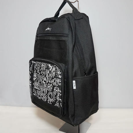 Rainbow Works Keith Haring BackPack Multi