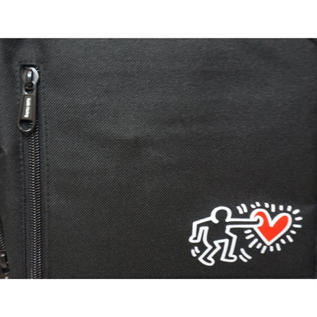 Rainbow Works Keith Haring BackPack Heart