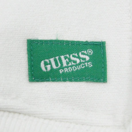 GUESS GREEN LABEL Keith Haring & Andy Warhol Hoodie (White)