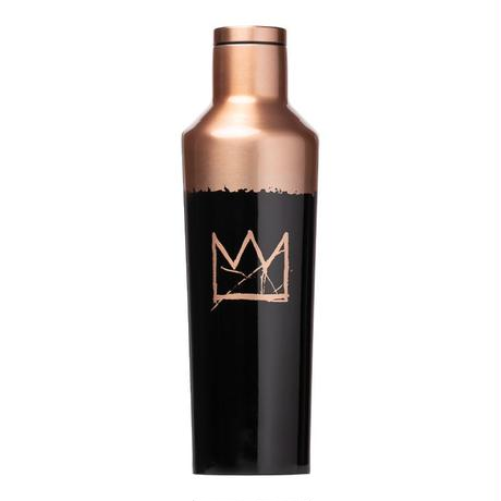 BASQUIAT x CORKCICLE CANTEEN CROWN COPPER TUMBLR