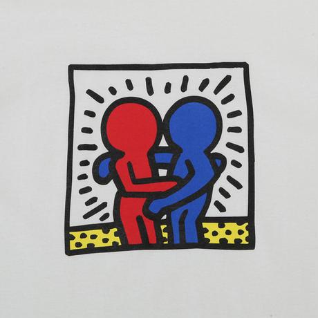 Nouno Keith Haring ART Tee Hug KH-NN1907
