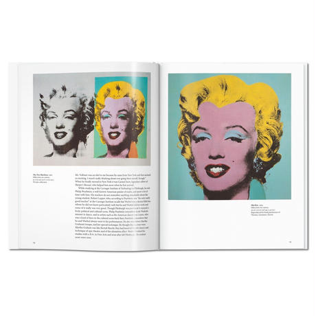 TASCHEN Andy Warhol (Basic Art Series 2.0)