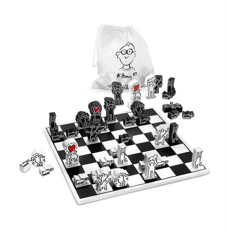 Keith Haring Vilac Chess Set