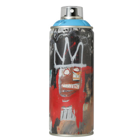 MTN Jean-Michel Basquiat  Spray Can