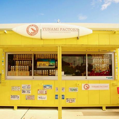 YUNAMI FACTORYオリジナル 紅芋クッキー箱 10枚入り