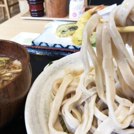 埼玉県小麦100% 生 地粉うどんセット