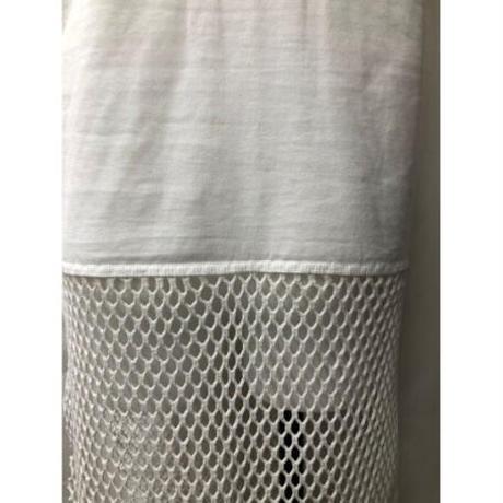 mesh tank-top (offwhite)