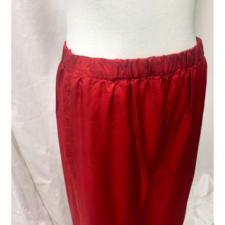 【RE STOCK】cupra easy pants ( dark red) ★new color★