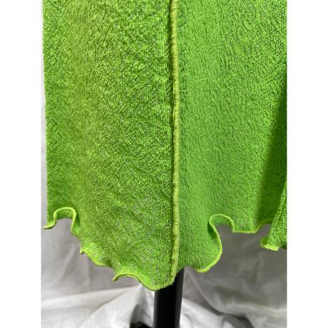 jacquard flare pants(light green)