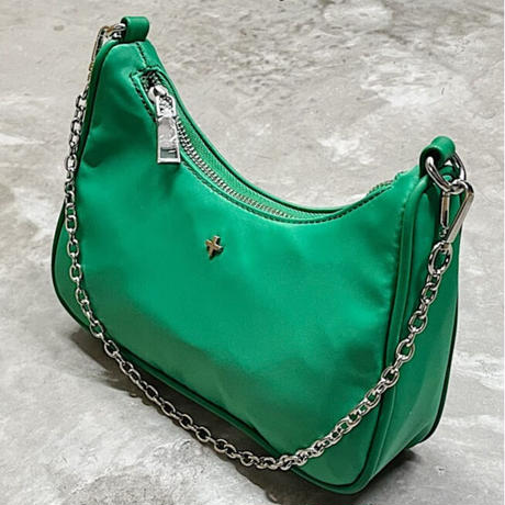 【PETA+JAIN】NYLON 2WAY SHOULDER BAG (green)