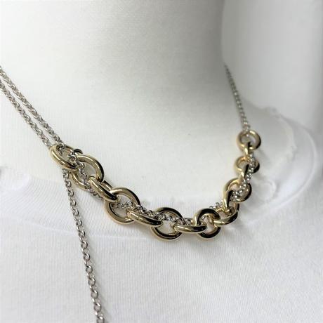 【JASTINE CLENQUET】Geena necklace