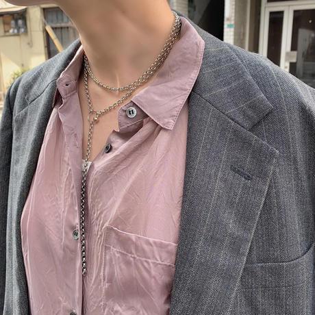 【JASTINE CLENQUET】Saul necklace