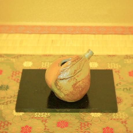 花器(今泉ゆう作/枇杷)【小】商品番号:BW-0101