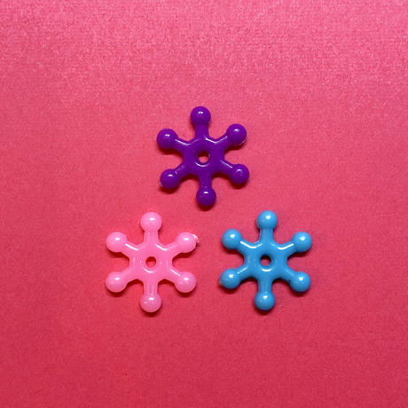 雪の結晶型 〈50コ〉