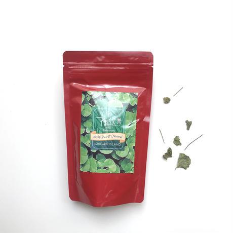 もだま工房の「つぼくさブレンド茶」2種 ローズマリー/トゥルシー|日本・石垣島