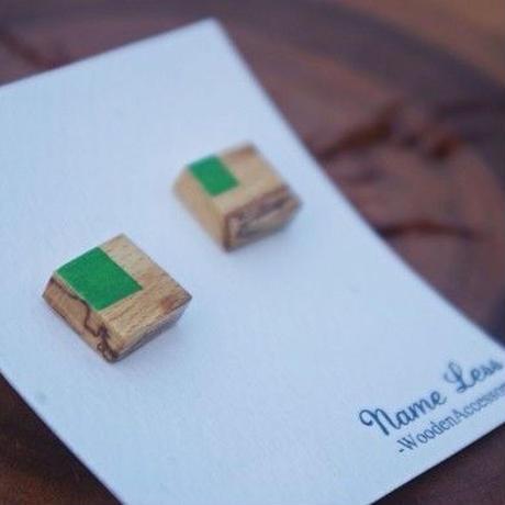 wood tile pierce