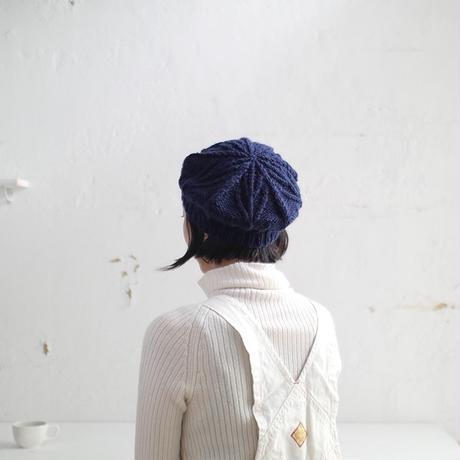 【オーダー品】ベレー帽 (ウォッシャブルウール)