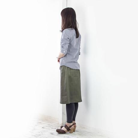 TOWN( 縫代つきカット済型紙)/Aラインスカート