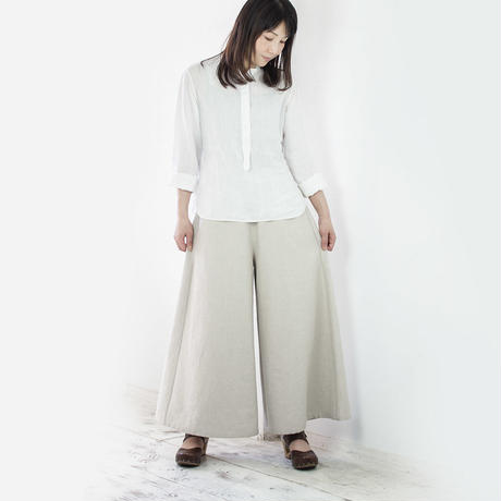 TOWN( 縫代つきカット済型紙)/ワイドパンツ
