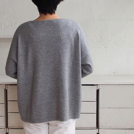 【予約販売】CA & Co. カシミヤビッグセーター