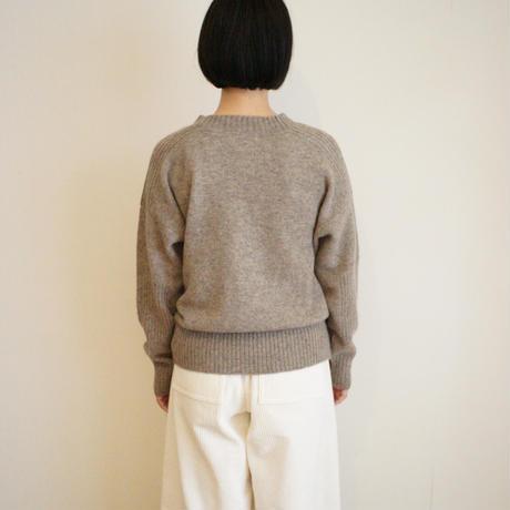 【予約販売】CA&Co. YAK クルーネックセーター